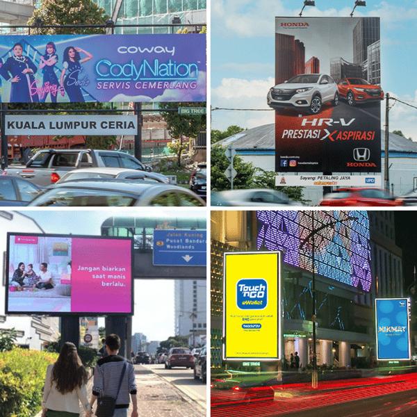 billboard advertising ooh malaysia adeasy