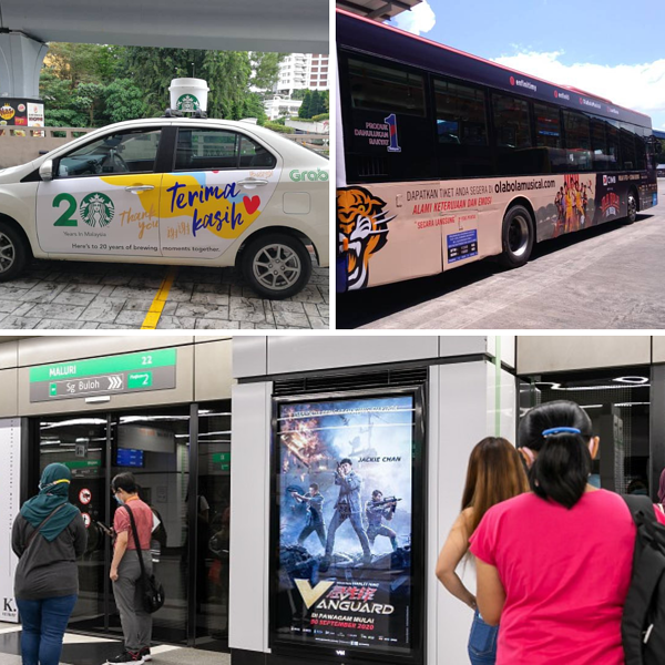 transit ooh advertising malaysia adeasy